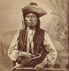 Old Eagle - Arapaho -1877