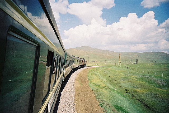 abigailgaut:  Trans Siberian by Boccaccio1 on Flickr.