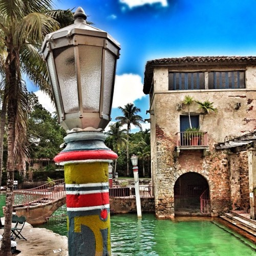 Venetian Pool, Coral Gables (Taken with Instagram)
