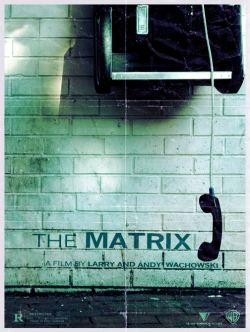 fuckyeahmovieposters:  The Matrix by Peter Stults