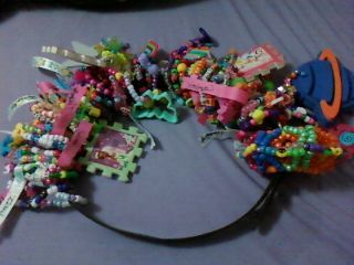 kandi belt ^.^ (gave/traded this all)