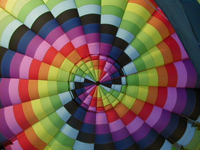 Rainbow balloon By andyb2005   Andy Burton