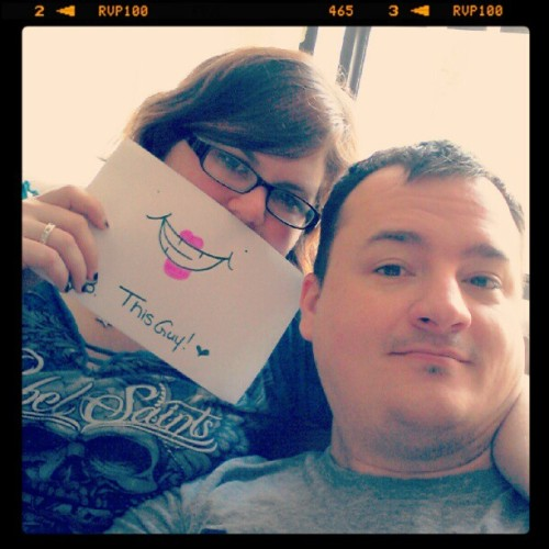 xshibumix:  #30daysofhappiness #love #happiness (Taken with Instagram)