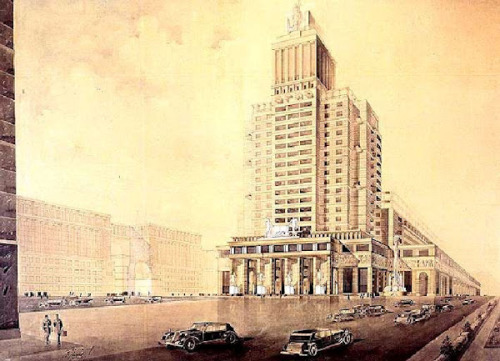 unbuilt architecture of the soviet union