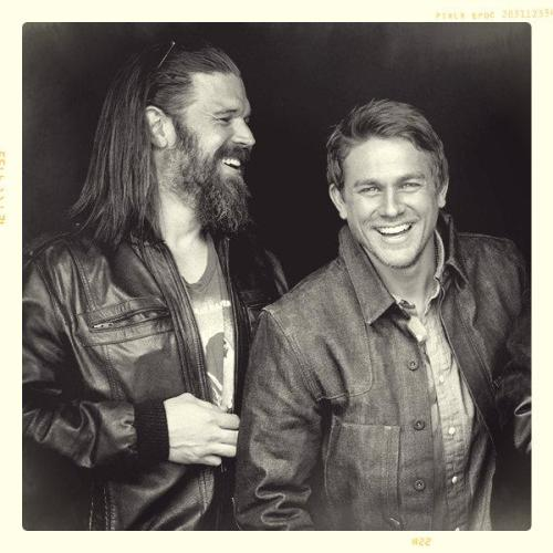 hellyeahryanhurst:  Ryan and Charlie. Enjoy -HYRH