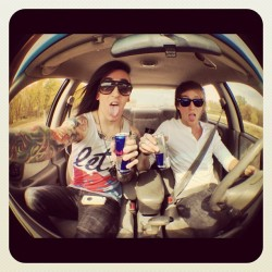 Headed towards #OmahaNE with @darrenclausen. #RedBull and @killthenoise blaring. #friends #bestfriend #electronic #tattoos #nebraska #fisheye #innovator #iphonegraphy #love #instagood #iphonesia #photooftheday #instamood #igers #me #cute #iphoneonly #instagramhub #picoftheday #girl #jj #instadaily #bestoftheday #sky #igdaily #beautiful #webstagram #summer  (Taken with Instagram)