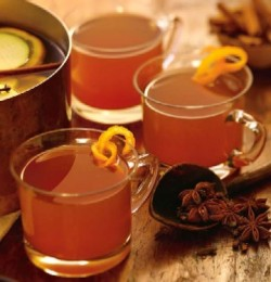 Happy National Mulled Cider day! Fits right in with the season doesn't it?