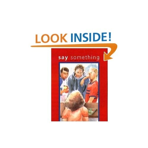 One of my favorite books about being a bystander to bullying