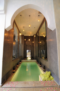 luxuryaccommodations:  Luxury Accommodation of the Week: Riad Chayma  160USD/night during xmas break, not bad…maybe for next year…