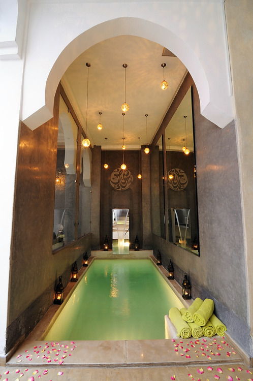 luxuryaccommodations:  Luxury Accommodation of the Week: Riad Chayma