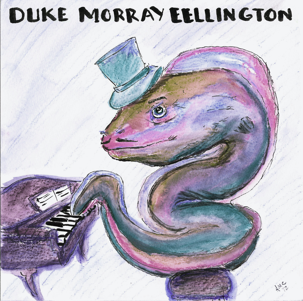 Duke Morray Eellington (Duke Ellington - In a Sentimental Mood)