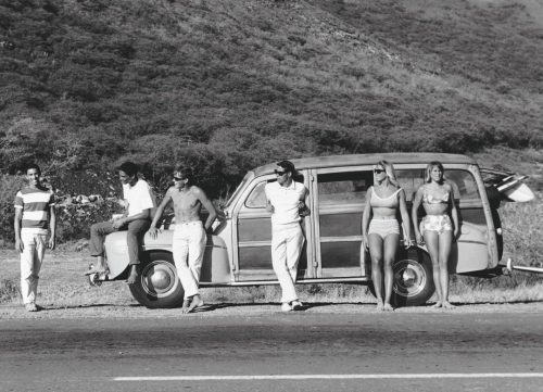 Nice Woody.           -Photograph by © LeRoy Grannis. All rights reserved.