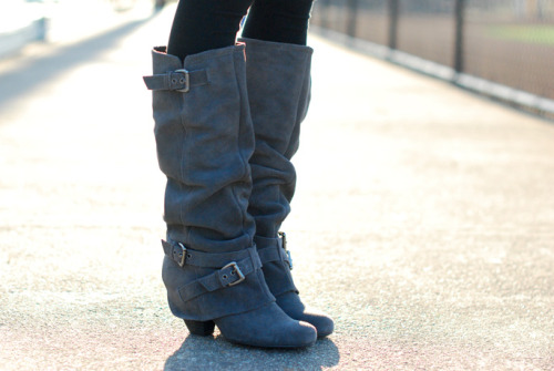 forever-and-alwayss:  I lovee those boots.
