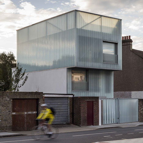 cabbagerose:  slip house/carl turner architects via: dezeen
