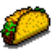 estr0paj0:  LIKE THE TACO ICON PAGE ON FACEBUK! http://www.facebook.com/tacoicon
