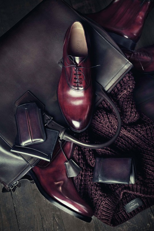 iqfashion:  Berluti Source: GQ