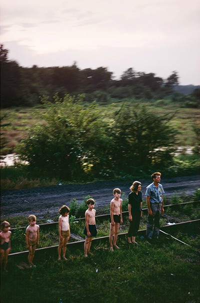 The Fallen by Paul Fusco