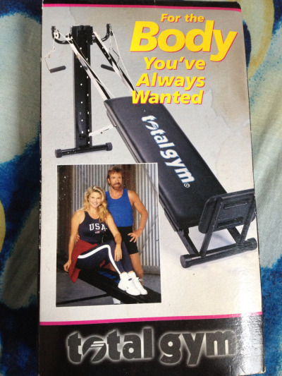 """The Most Exciting Breakthrough in Fitness Equipment Ever!"""