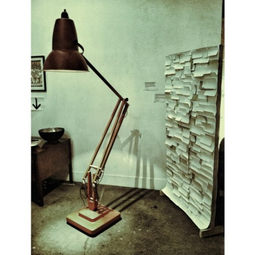 I love lamp.  (Taken with Instagram)