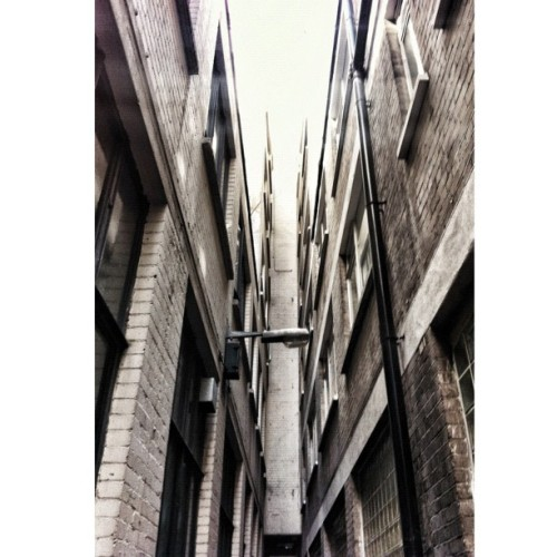 London angles.  (Taken with Instagram)