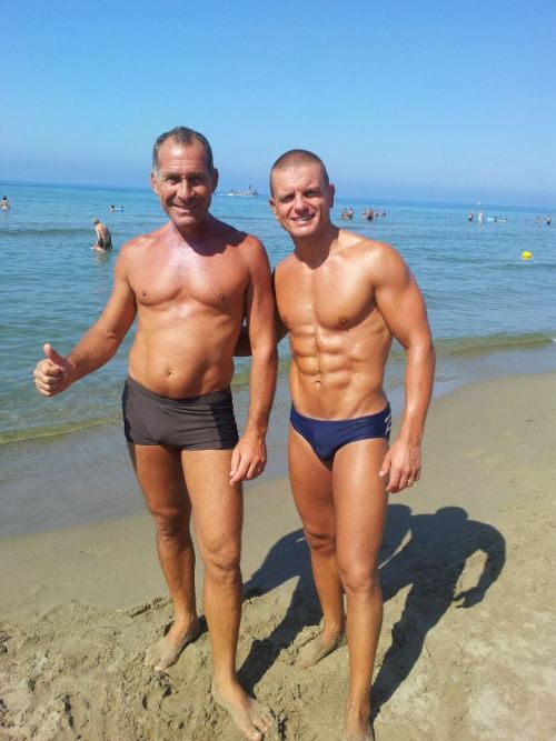 #bros #age gracefully, into #mature #men, who still #bond the best way they can…     #topher ;)  tweet us @BestOfBromance and tell your friends!