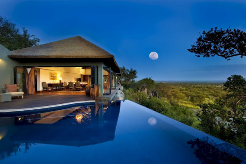 (via Interesting Buildings: Luxury Safari Bilila Lodge Kempinski)