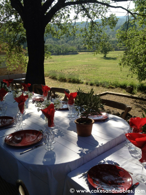 C&N TraveLog: Mons, France (June 2012) If only we could dine like this every night…