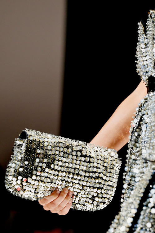 chanel-crackwhore:  Fendi SS 13'