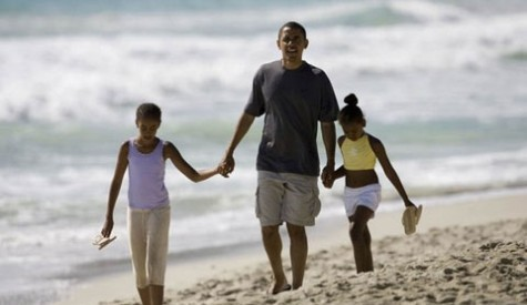 "Taxpayers Fronted $1.4 Billion For President Obama's Comforts Last Year, According To New Book  President Barack Obama has received some criticism throughout his presidency over various vacations and ""date-nights"" with Michelle Obama, all at taxpayer expense. But exactly how much has he spent on personal pleasures and costly comforts?  According to a new book, which questions presidential perks as a whole, the POTUS spent $1.4 billion last year alone. Read more at: Inquisitr"
