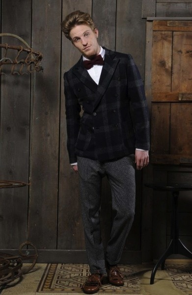 Christian Pellizzari Fall/Winter 2012
