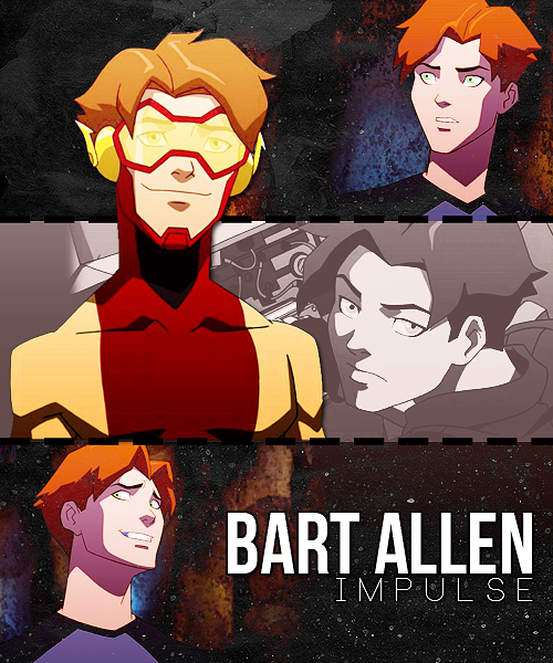 * impulse young justice bart allen yj spoilers young justice: invasion hope you like it anon :) yj spoiler and here is a graphic to accompany the gif