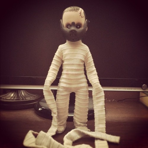 Favorite Living Dead Doll. :D #livingdeaddoll #toy  (Taken with Instagram)