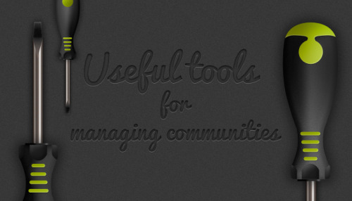 wouterveenstra: Community Manager at Tripl.com  Useful tools for managing (and growing) communities Don't worry, I will not tell you that Facebook and Twitter are the tools for you to manage your online communities and presence, I would be at least 5 years too late with that message. Although both these platforms are invaluable in my day-to-day activities I would share some insights on a few tools that I have used managing Tripl's community which tie all platforms well together and let you interact in very effective way, services you most likely wouldn't think about in the first place. Intercom: I started using this great service when I joined the team at Tripl in the beginning of the year and it has been key in all of my achievements with focus groups and interacting with are most influential users. It lets you instantly see who started using your service, and shows to what online accounts the user's email address is connected. With one click you see your new user's Twitter and Linkedin account. I have made it a goal to welcome as much new users personally on Twitter, and will of course focus more on the people with a larger following. People love the personal comment and will most likely tell about it or even re-tweet it. Another valuable feature of Intercom is the filter which let you see how many sessions users have had on your service. This way I came to select 150 power users who have been in our Focus Group for the past months. Together we have talked a lot on how to improve our service, and it did. Retronator: This social network clock perfectly tells you what a good time is to be active on different social platforms. Never take different target groups for granted, just like their behavior on different platforms. IFTTT: Some things look so simple but are so powerful, IFTTT is one of those services. It stands for 'If This Than That' and let's you determine triggers for different actions. This way you can for example have all your Instagram photos automatically uploaded to your dropbox, or share automated status updates when you receive an SMS. Have a look at their site and see which triggers might be handy for your community. Storify: This startup lets you find the most relevant content to your story and then let all the people who's public data you have used help you spread the word. I have once written a blogpost using Storify about an assignment we did on the Greek islands for a big event promotor. Using Storify we used tweets of satisfied party people, videos of organizations and much more data to give our story an extra dimension. When publishing this post we automatically pinged everyone who's content we had used and saw that these people and companies started re-tweeting our story. People like it when you write about them, include companies with a large following which would be interested in what you are offering as well and see for yourself.