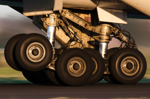 boeing777:  Boeing 747-400 Gear during Takeoff (by Tim de Groot - AirTeamImages)