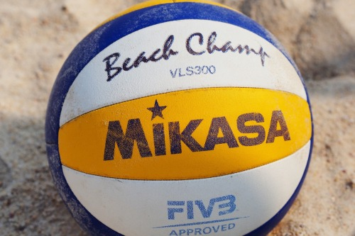 Beach volleyball~
