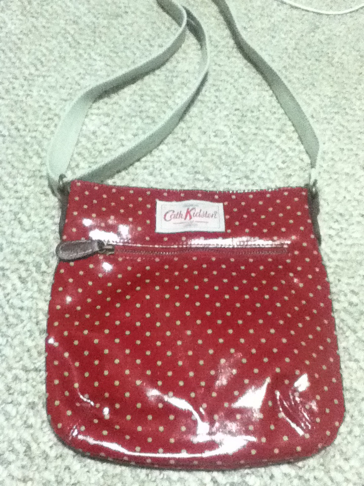 #cathkidston #fashion #favoritebag