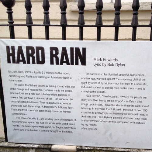 HARD RAIN (Taken with Instagram)