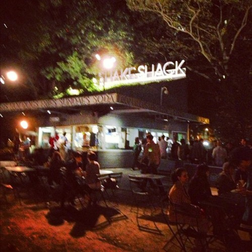@graciej8 just for you! I know your love for #birddog #shakeshack #nyc (Taken with Instagram)