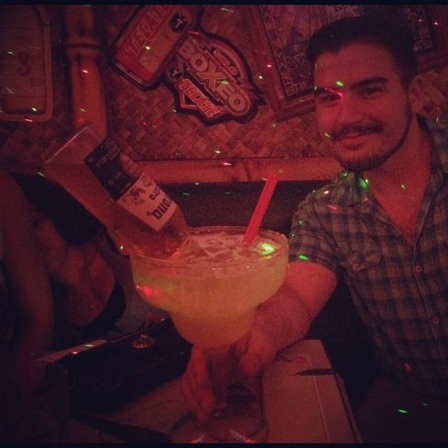 Good Sunday night decisions (Pris avec Instagram à Cabo Cantina)