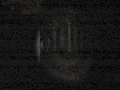 Play slender they said, it will be fun they said! -______- scared AF!! i hate you guys .___o i only got two of the papers before i decided to quit playing!