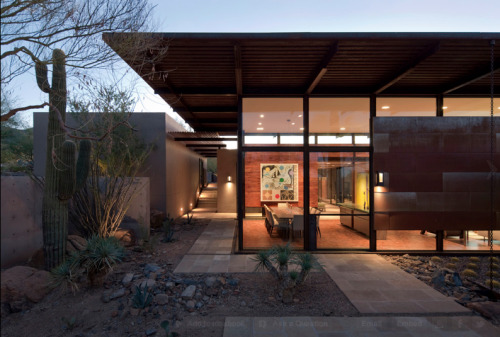 homeandinteriors:   Beautiful house in Desert Mountain, Arizona More properties from America here