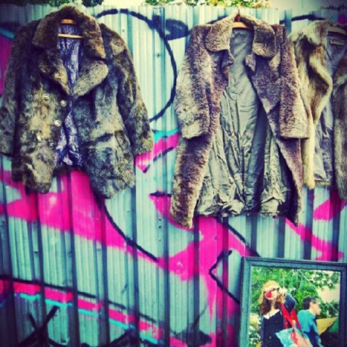 Self with fur coats….      #Berlin #Germany #Deutschland #Flohmarkt #Alf #martian #alien #dead #childhoodisgone #mauerpark #market #whiteelephant #trashandtreasure #eighties #mauerparkFlohmarkt #Berlinlife #berlinstagram #lonelyplanet #travel #me #mirrorshot #selfie #gpoy #fur #furcoat #style #fashion  (Taken with Instagram)