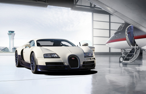 Veyron Avec L'avion  Original by Joel Keintzel Edited by Nikita Nike