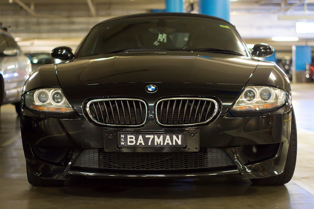 BA7MAN on Flickr.Batman has time to go to the mall now, being semi-retired from movie making and all that.