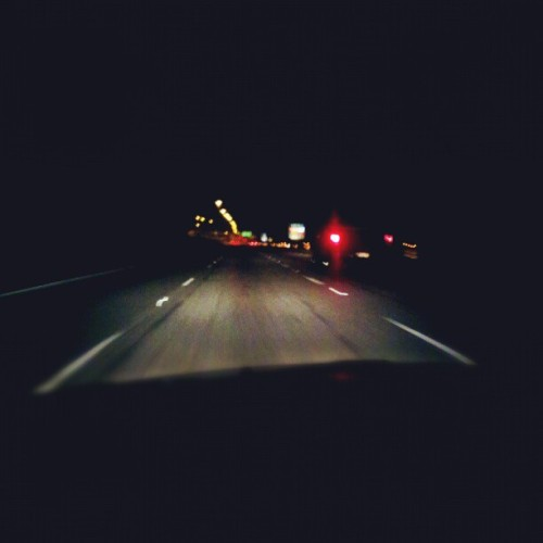 The road back to Portland. Thank you Decibel, Barboza & Seattle for an awesome show. You guys were fabulous.  (Taken with Instagram)