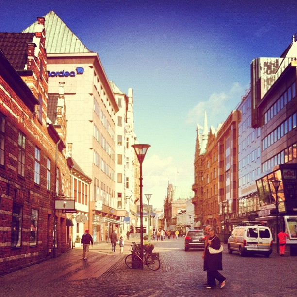 Malmo (Taken with Instagram)
