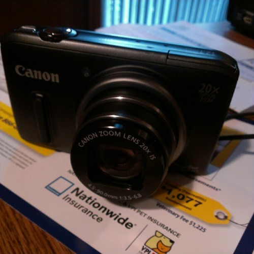 Using the #canon #powershot #sx260hx for the next #mixedupvlogs  (Taken with Instagram)