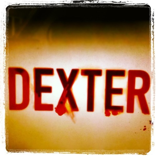 Dexter time #dexter  (Taken with Instagram)
