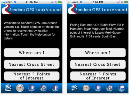 How the Blind Are Reinventing the iPhone  Apps for blind people, by blind people.  by Liat Kornowski in The Atlantic via Reddit