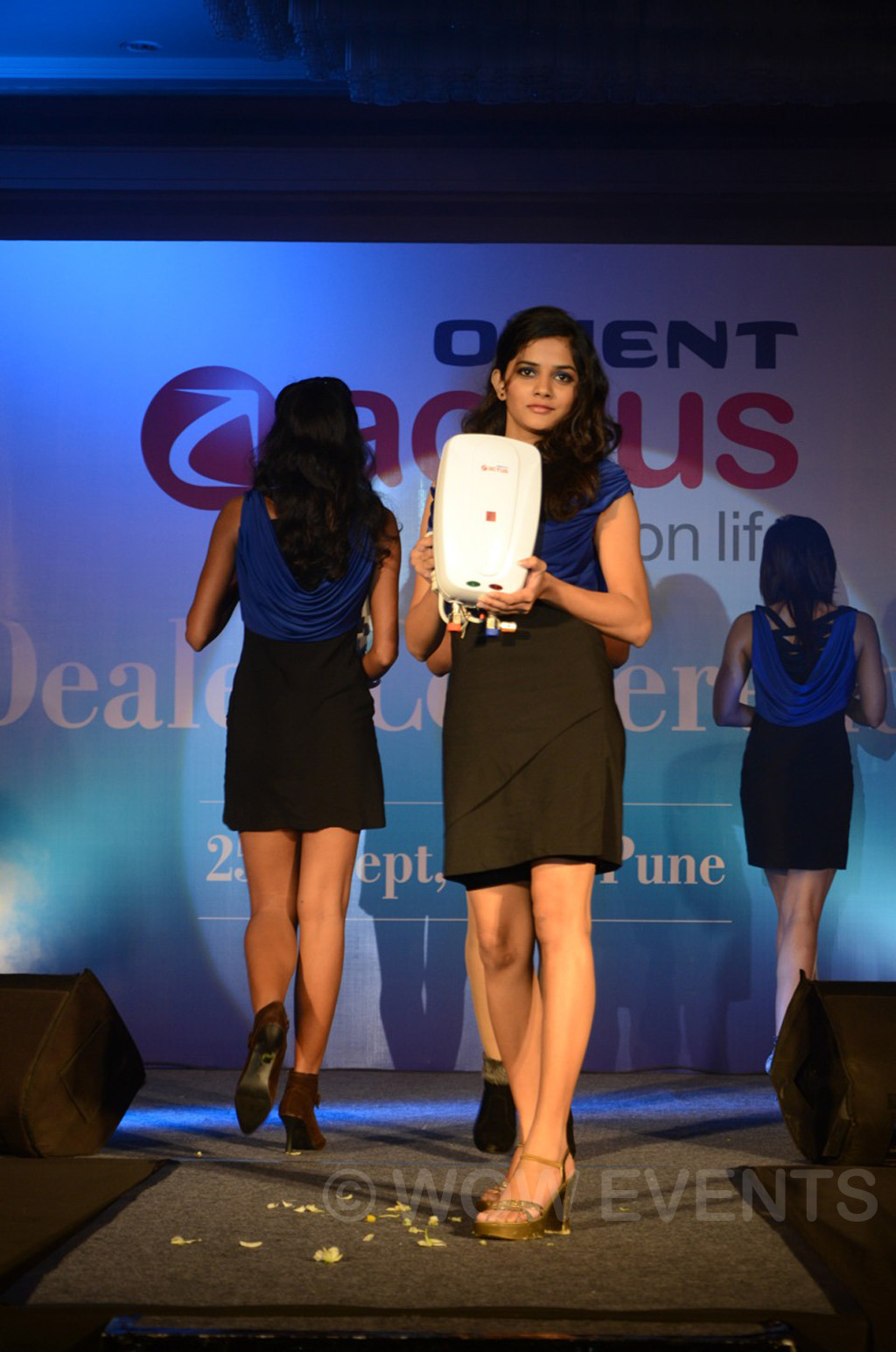 Recent Project: Orient Actus Dealer Conference @ #Pune